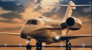 Charter Private Jet Citation X