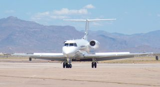 One Ways And Empty Leg Gulfstream GII Private Jet Charters
