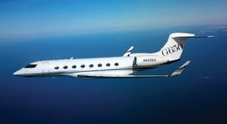 Charter Flights Gulfstream G650 Jet - Charter Flight Group
