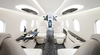 Learjet 85 Private Plane Flights