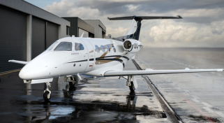 Private Jet Phenom 100 Aircraft