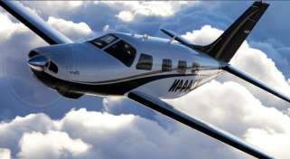Private Plane Charter Piper Matrix