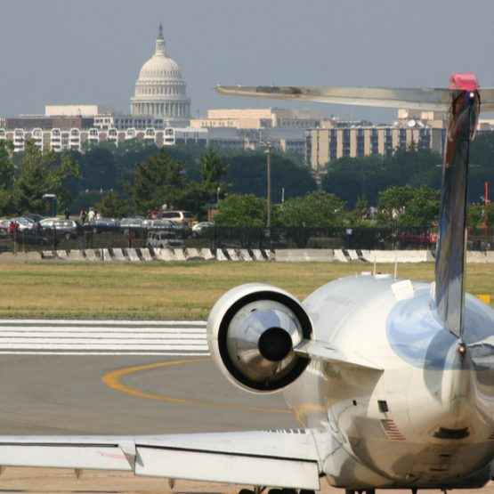 Washington DC Private Jet Travel from